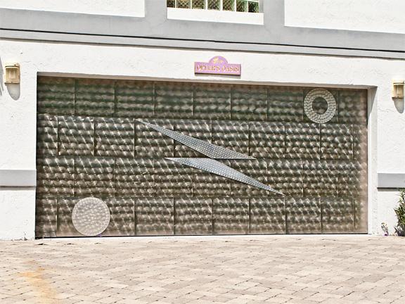 ♆ modern garage | #artistic #unique #hipster #door | △ garage